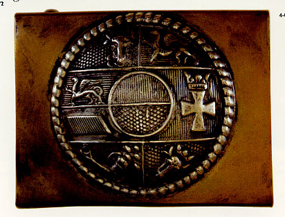 Unknown belt buckle