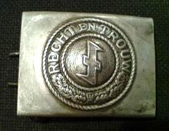 Dutch Nazi buckle : Is this legit?