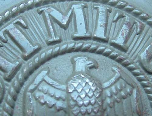 Click image for larger version.  Name:M5_187 Steel J C Maedicke Berlin 1941 Eagle Mint.JPG Views:123 Size:56.6 KB ID:1892