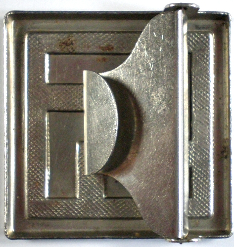 Here is the last buckle...