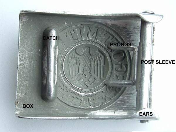 Buckle and Belt characteristics, originals & fakes