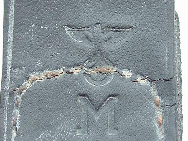 Click image for larger version.  Name:M4_60 Steel Gustav Brehmer Coastal Arty 1943 Tab KM Stamp.JPG Views:99 Size:128.9 KB ID:25417