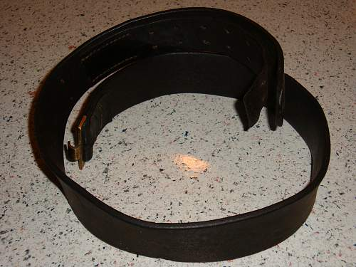 Click image for larger version.  Name:Unidentified Swastika Buckle Belt Strap 2.jpg Views:80 Size:250.1 KB ID:257142