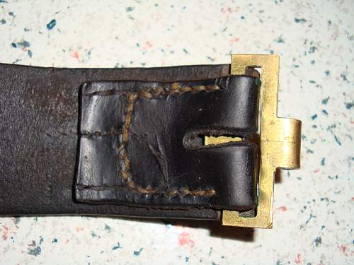 Click image for larger version.  Name:Unidentified Swastika Buckle Belt Strap 3.jpg Views:98 Size:225.9 KB ID:257143