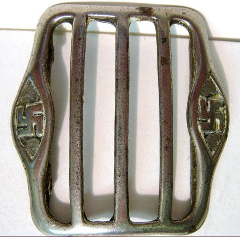Unknown buckle thingamagiggy