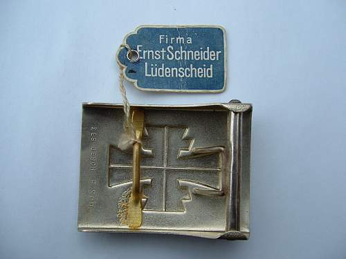 Click image for larger version.  Name:Nickel Tunnerbund buckle by Ernst Schneider Rear 2.jpg Views:75 Size:94.7 KB ID:297752