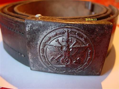 Belt  O.T.