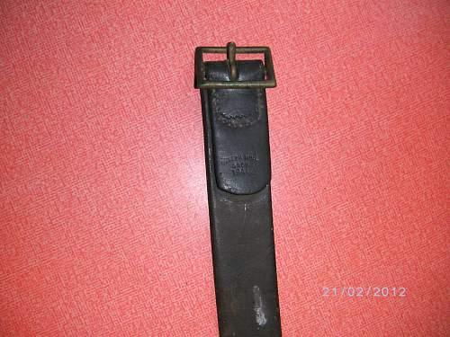 ID belt ?