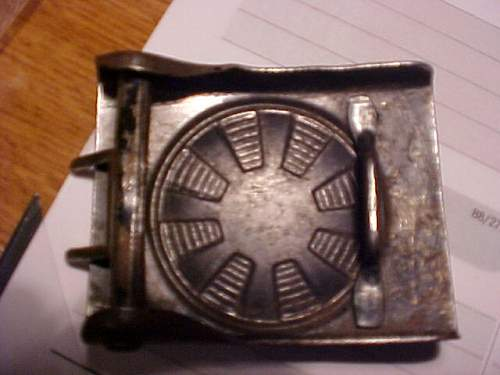 Unknown Buckles