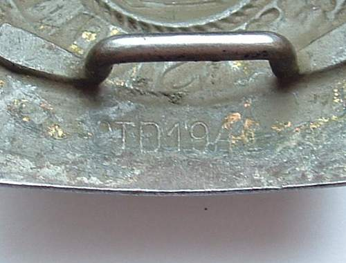 Click image for larger version.  Name:M4_22 Steel Christian Theodore Dicke Ludenscheid 1941 Makers.JPG Views:84 Size:54.0 KB ID:3300