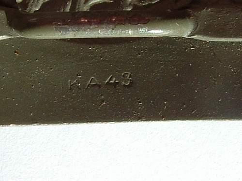 Click image for larger version.  Name:M4 55 Steel Julius Kremp 1943 Makers.JPG Views:147 Size:124.0 KB ID:3324