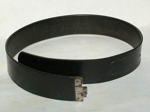 composition belt