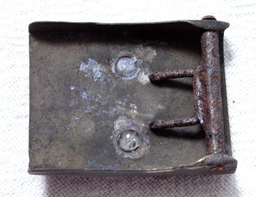 China Belt buckle,genuine?