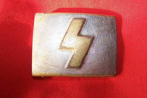 Some of the new buckles I got, Luftwaffe, Wehrmacht, DJ, etc