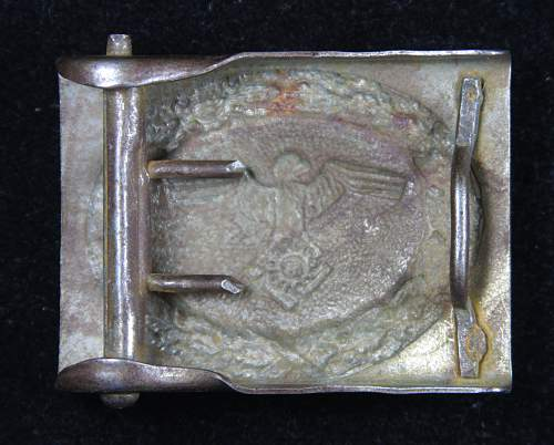 What is this buckle?