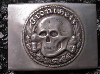 How Do you spot obvious fake belt buckles {i know done to death }