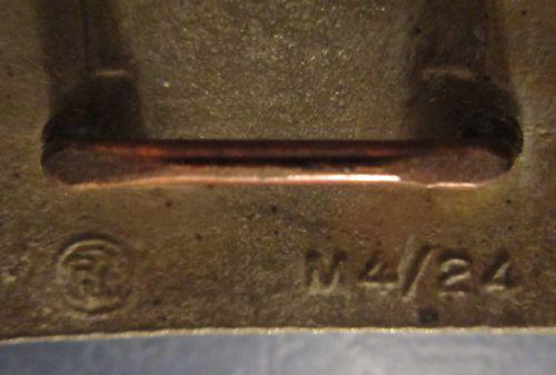 Wehrwolf Freikorps belt buckle?