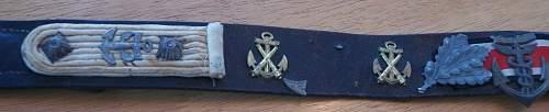 New Souvenir/trophy belt