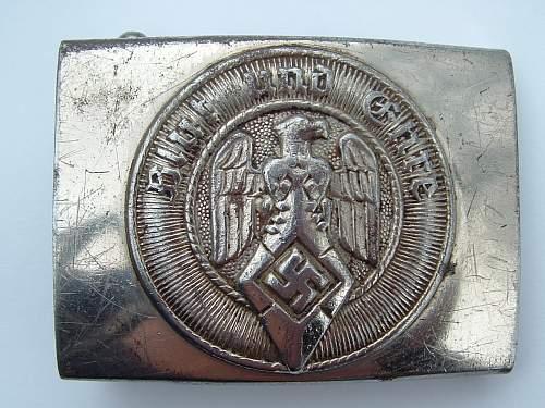 Click image for larger version.  Name:M4_3 Nickel over steel HJ by Kallenbach, Meyer & Franke, Luckenwalde Front.jpg Views:31 Size:170.7 KB ID:447460