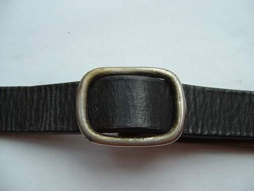 Cross Straps & Belt & Buckle Misc