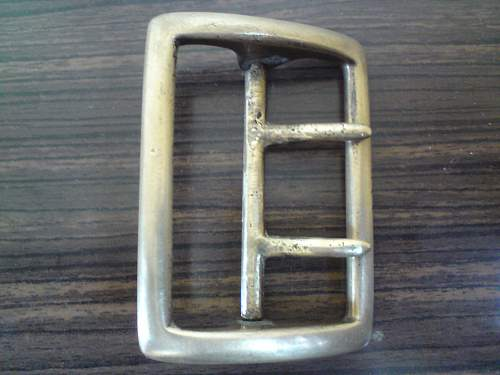 Two claw buckle Germany?