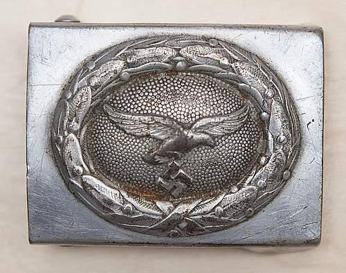 Return to collecting and advice on buckles?