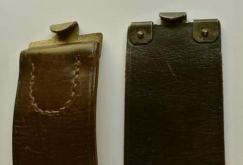 NPEA Buckle Belt and Bayonet