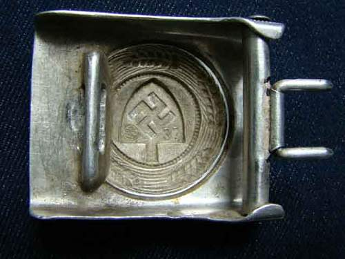 Are these belt buckles original, I purchased them on a trip I made to Russia through Europe ?