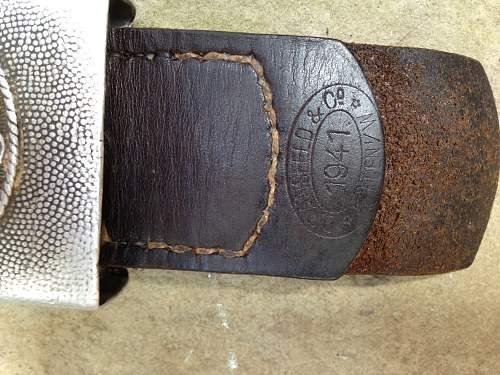 a few of my buckles