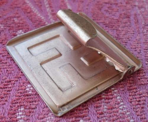 Just in, nazi sympathisers buckle....