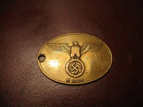 German?? funny swastika buckle