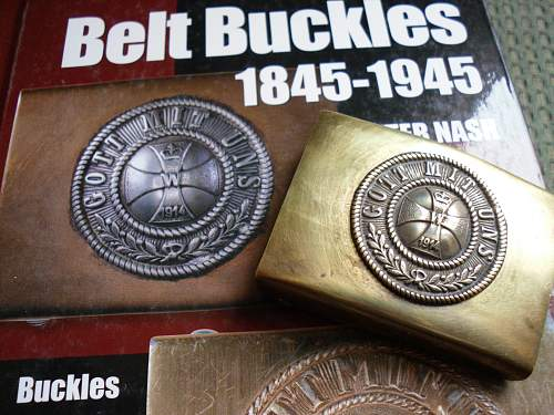 What's your favourite buckle?