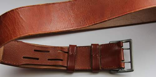 Belt For review