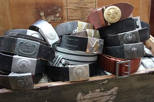 Belts Buckles BOX