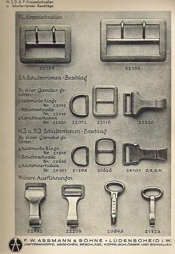 Assmann Sales Catalogue