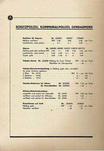 Assmann Sales Catalogue