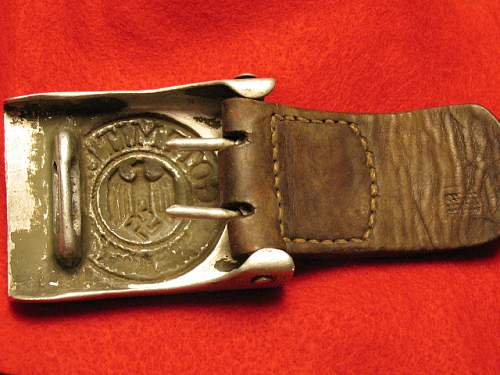 Who knows this buckle maker?