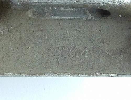 Click image for larger version.  Name:Aluminium  SRM - SchmiedeburgRsgb Mettalwarrenfabrik dated 1936 Makers.JPG Views:66 Size:52.1 KB ID:6819