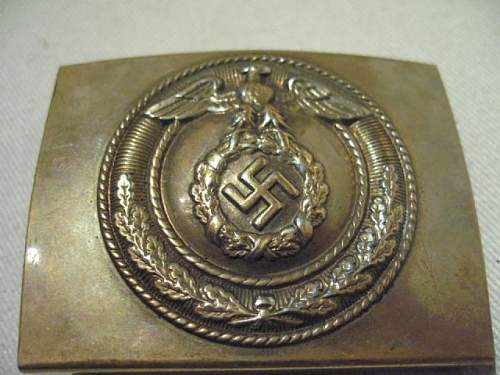 What do you think of these buckles?