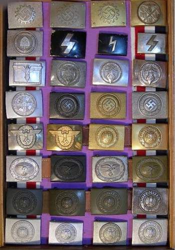 Box of Buckles