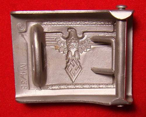 Student buckle