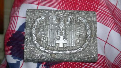 German buckle? or good?