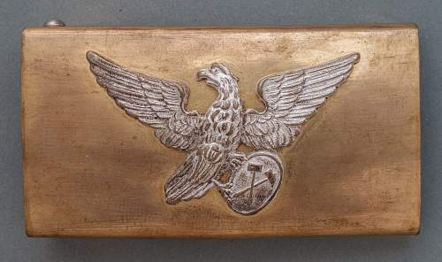 buckles for miners