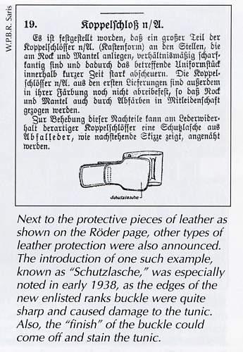 Schutzlasche