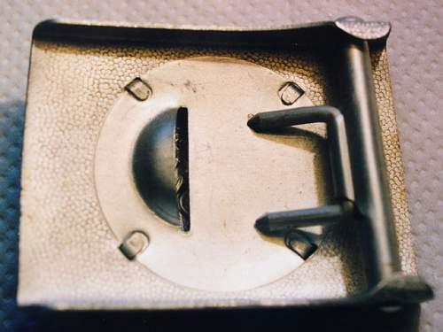 Controversial buckles