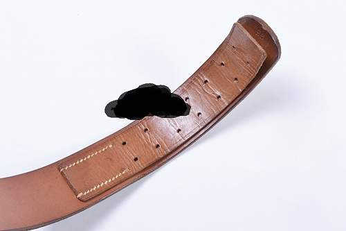 Heer belt - original?