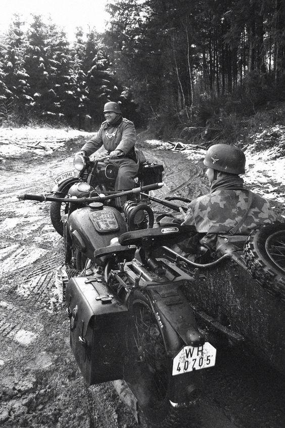 Kradsch 252 Tzen Truppen The Wehrmacht On Two Wheels Page 4