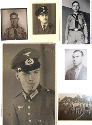 from hj to wehrmacht in pictures