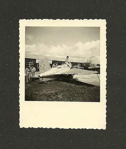 1945 Jet photo?