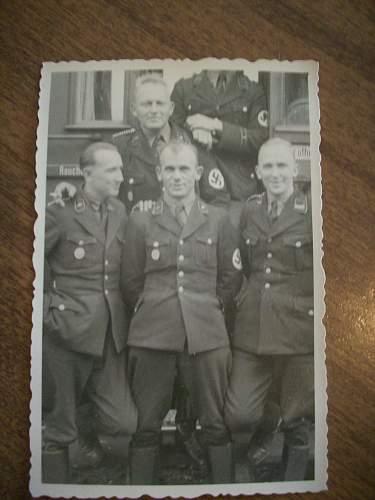 NSDAP family portrait.